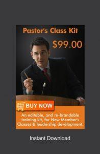 Pastors Class Kit