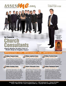 Church Consultant Brochure