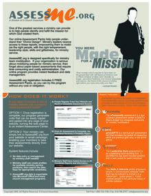 AssessME Brochure